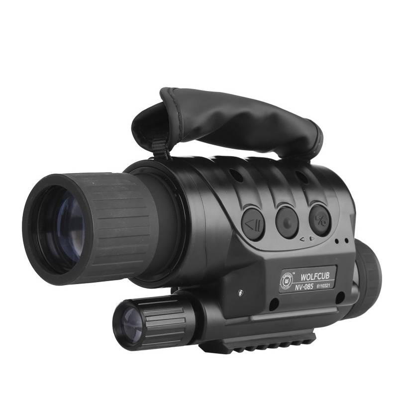Nattkikare med inbyggd kamera
