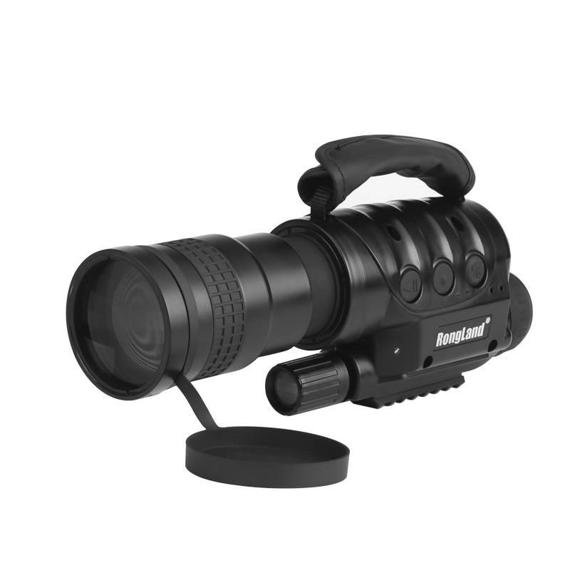Nattkikare med inbyggd kamera och 1000m. räckvidd