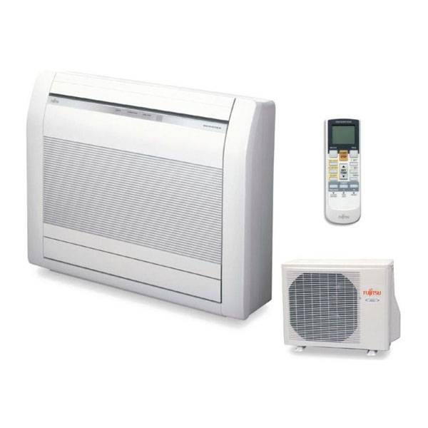 Luftkonditionering Fujitsu AGY35UI-LV Split Inverter A++ / A+ 3010 fg/h Kall + varm Vit