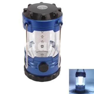 LED lampa med kompass