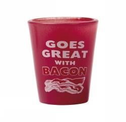 Shotglas - Bacon