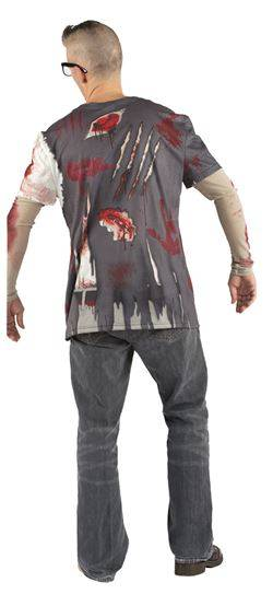 Zombie t-shirt S
