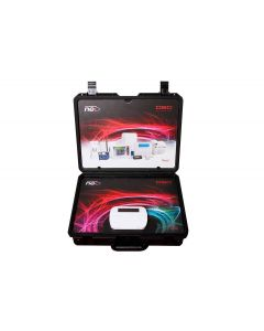 Neo mobile alarm kit 3G larmväska för byggarbetsplatser och krävande miljöer