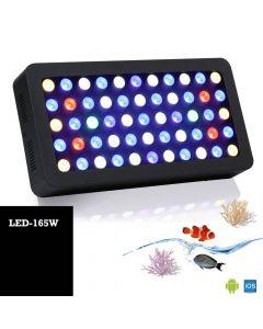 165W Fullspektrum LED Akvarielampa