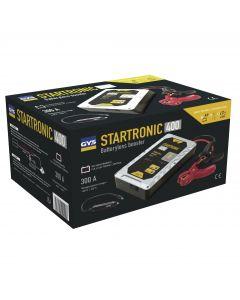 Startronic 400, 300A batterifri 12V batteribooster med superkapacitorer