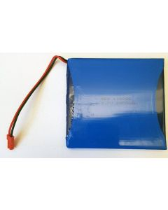 Extrabatteri till Stealthtronic Vario-serien, 7200mAh