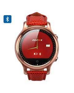 ZGPAX S360 Smart armbandsur med Bluetooth och klassisk design (Rose Gold) - Fyndvara
