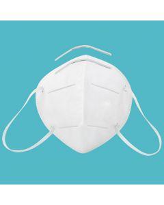 FFP2 Traveling facemask, Munskydd, skyddsmask, andningsmask,  10-pack