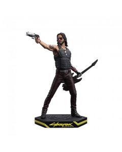 CyberPunk 2077 Johnny Silverhand Figur