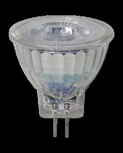 LED-Lampa GU4 MR11 Spotlight Glass