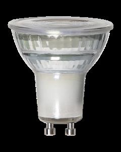 LED-Lampa GU10 MR16 Spotlight Glass