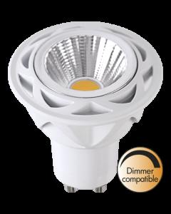 LED-Lampa GU10 MR16 Spotlight COB Reflector