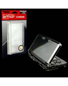 3DS - Case - Crystal Armor Case (KMD)