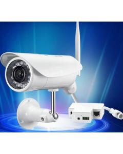 3G Utomhuskamera - Sätt i simkort och övervaka live, MicroSD, P2P