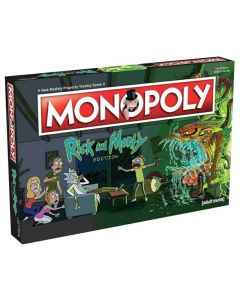 Rick and Morty monopol