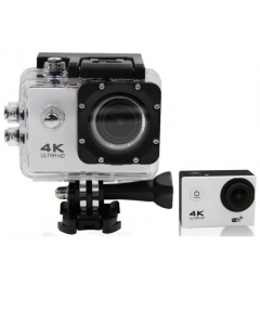 4K Ultra HD Sportkamera, Vattentålig, Wi-Fi