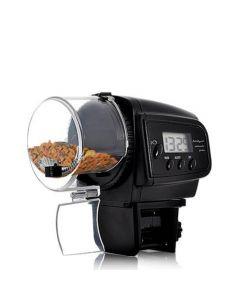 Automatisk fiskmatare till akvarie