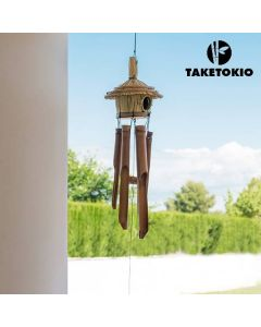 TakeTokio Bambuhus Vindspel