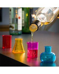 Shotglas Chemistry (4 st)