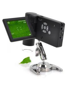 Bärbart digitalt mikroskop med upp till 250 x förstoring