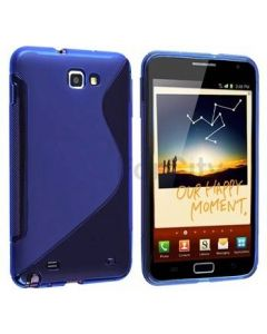 Blått skal till Samsung Galaxy Note
