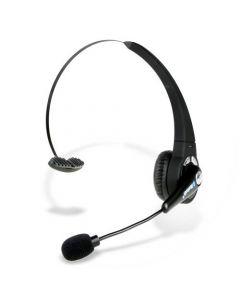 Bluetooth Headset med Mikrofon, Callcenter headset