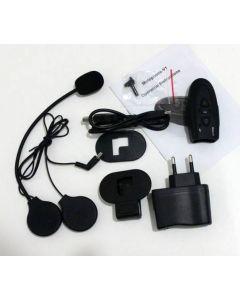 Bluetooth headset till Motorcykel
