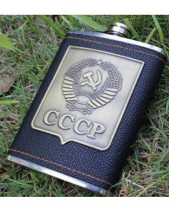 CCCP fickplunta med 2 shotglas