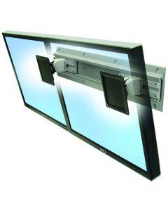 Ergotron NeoFlex Dual Wall mount, VESA 100,75 max 72kg