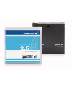 Tandberg Data Cartridge LTO Ultrium-6 med fodral