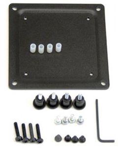 Ergotron VESA-omvandlare, 75x75 till 100x100, svart
