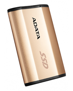 ADATA SE730 250GB SSD Gold USB 3.1