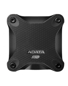 ADATA SD600 256GB SSD Black USB 3.1