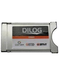 Dilog, CA-Modul, Conax, CI+