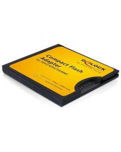DeLOCK adapter för att kunna köra ett SD/SDHC/SDXC-kort i en CF-slot