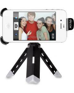 Dexim ClickStik, mobilstativ för foto, Bluetooth fjärrkontroll, svar