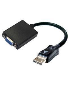 Accell DisplayPort till VGA 20-p ha - 15-p ho 0,1m svart