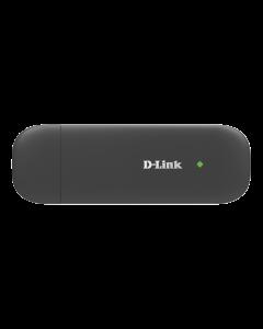 D-LINK 4G USB-adapter, upp till 150Mbps nedladdning, LTE/GSM, svart