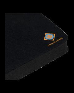 DELTACO GAMING Wristpad Small, 18mm höjd, svart