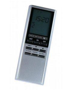 Nexa, trådlös digital fjärr, På/Av, dimmer, timer, klocka, 16 kana