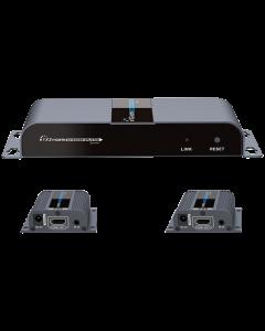 1X2 HDMI Extender Splitter over CAT6/6a/7 40m with IR pass-back