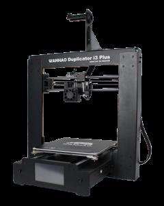 Wanhao i3 Plus 3D-skrivare
