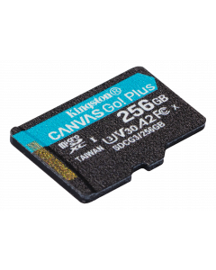 Kingston 256GB microSDXC Canvas Go Plus 170R A2 U3 V30 no Adapter