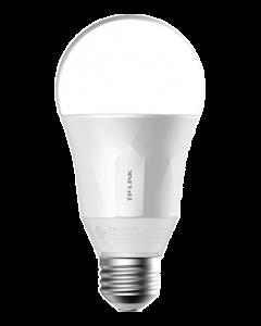 TP-Link Smart Wi-Fi LED-lampa, dimbart ljus,802.11b/g/n, E27,600lm,vit