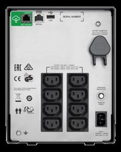 APC Smart-UPS C 1000VA LCD 230V SmartConnect