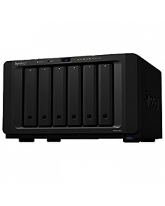 Synology DiskStation DS1618+ NAS, 6x 2,5
