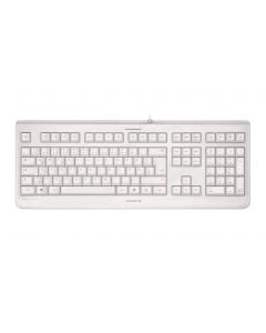 Cherry KC 1068 - IP 68 klassat tangentbord, nordisk layout, grå