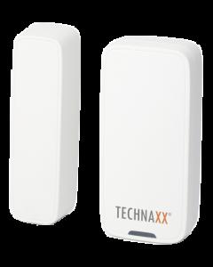 Technaxx Dörr och fönster sensor TX-86 för TX-84, vit