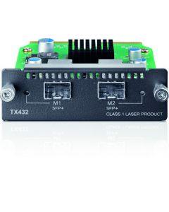 TP-Link JetStream 10-Gigabit 2-Ports modul, SFP+, till T3700G-28TQ