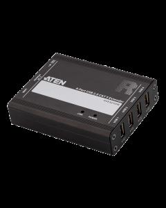 ATEN 4-Port USB 2.0 CAT 5 Extender (up to100m)